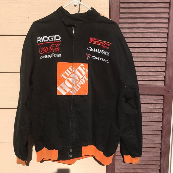 83cec81c636be chase authentic Jackets & Coats | Nascar Jacket | Poshmark